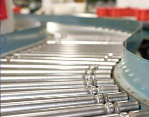Fabricación transportadores de rodillos